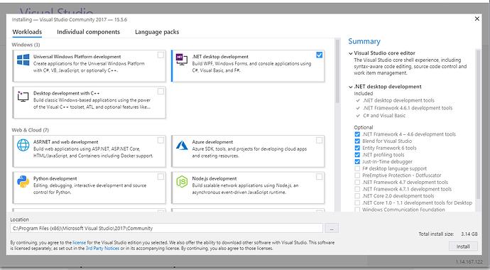 Building Duplicati in Visual Studio 2012 on Windows 7
