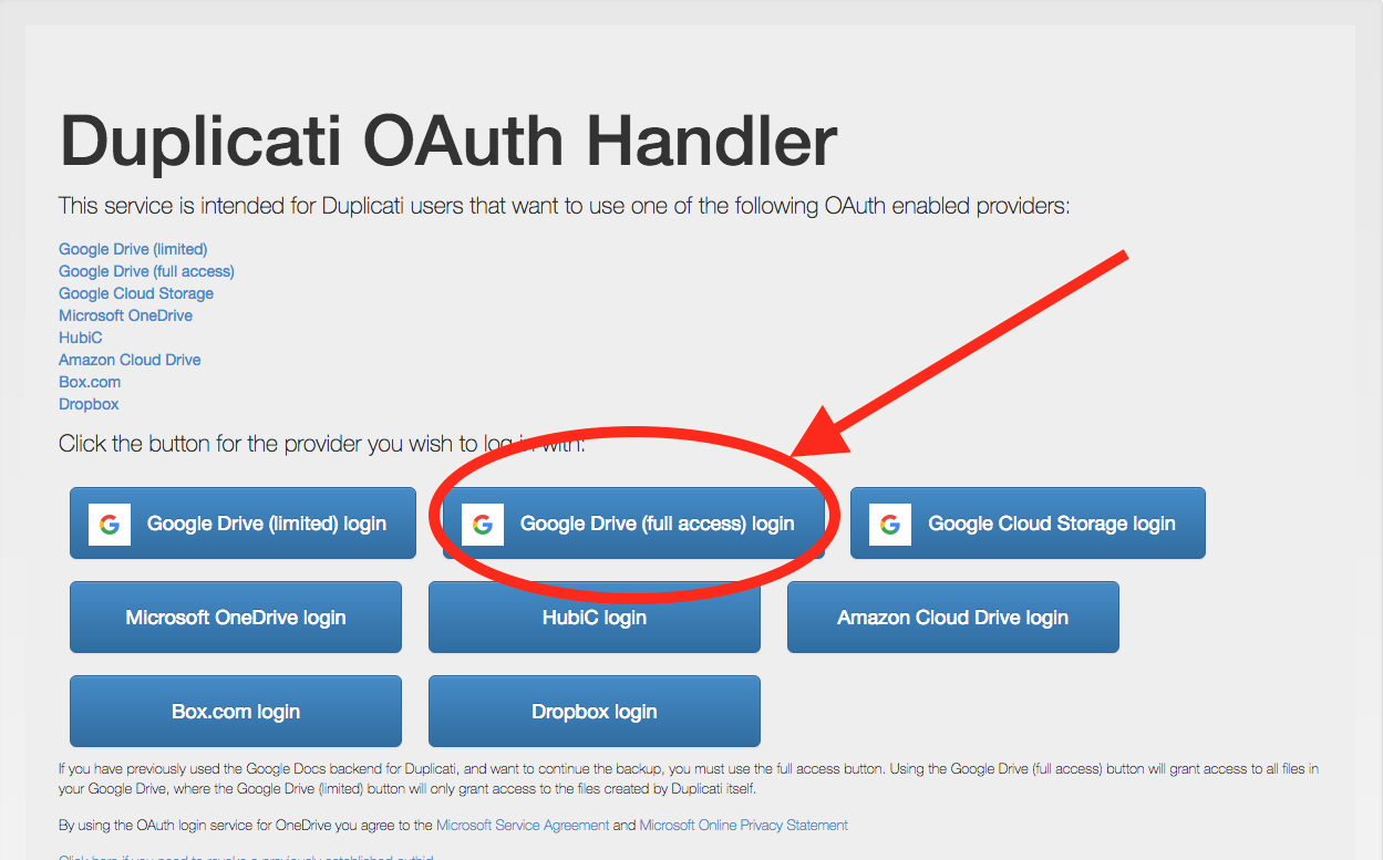 Duplicati and Google Drive paths - Support - Duplicati